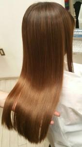 髪質改善・秘密のヘアメンテ