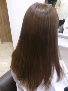 髪質改善 秘密のヘアメンテ(^O^)