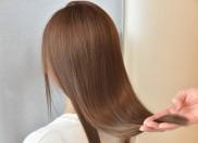 【綺麗な髪を応援します】カット+ラディエント縮毛矯正+生トリートメント