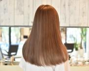 【NEW】遂に出ました!!髪質改善ストレート『極み』+カット