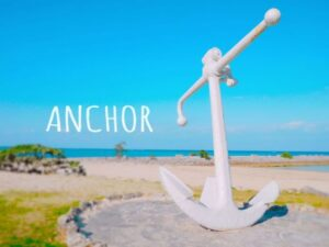 8月のANCHOR☆彡
